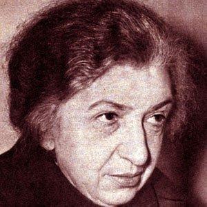 Clara Haskil Age, Birthday, Birthplace, Bio, Zodiac &  Family
