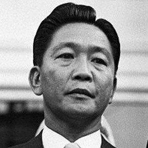 Ferdinand Marcos Age, Birthday, Birthplace, Bio, Zodiac &  Family