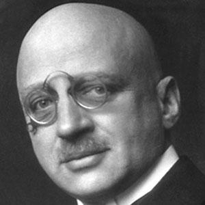 Fritz Haber Age, Birthday, Birthplace, Bio, Zodiac &  Family
