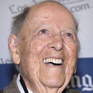 Herman Wouk Age, Birthday, Birthplace, Bio, Zodiac &  Family