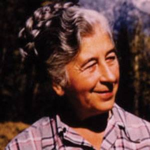 Margaret Murie Age, Birthday, Birthplace, Bio, Zodiac &  Family