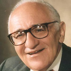 Murray Rothbard Age, Birthday, Birthplace, Bio, Zodiac &  Family