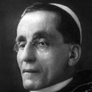Pope Benedict XV Age, Birthday, Birthplace, Bio, Zodiac &  Family