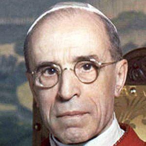 Pope Pius XII Age, Birthday, Birthplace, Bio, Zodiac &  Family