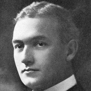 Walter F. Dillingham Age, Birthday, Birthplace, Bio, Zodiac &  Family