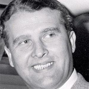 Wernher Von Braun Age, Birthday, Birthplace, Bio, Zodiac &  Family